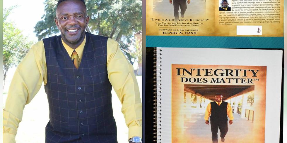 The Psalmist Voice Presents: Author/Founder Henry A. Nash