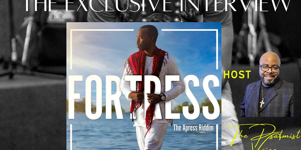 The Exclusive Interview with Gospel Recording Artist Sterling Roberts