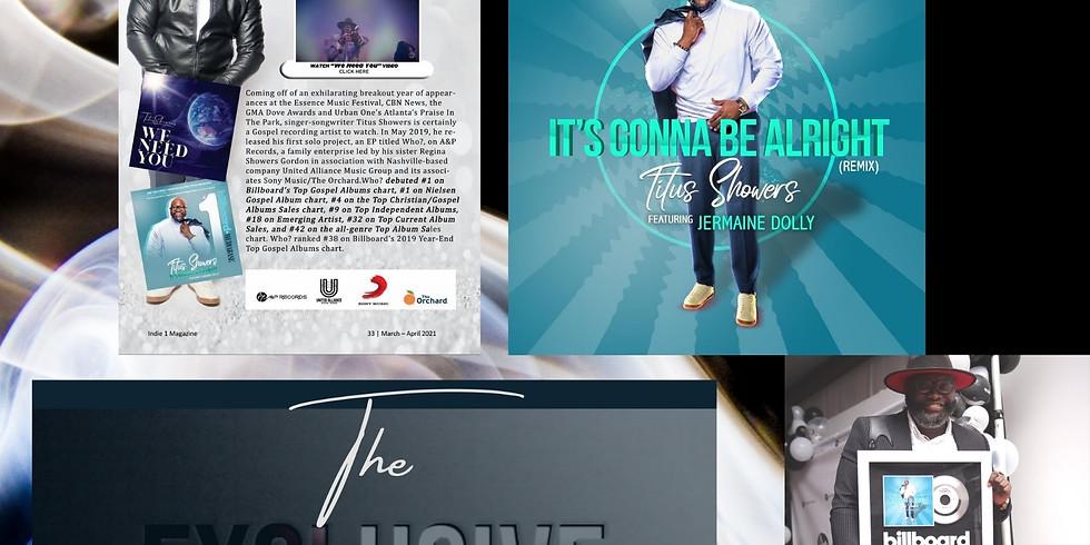 The Exclusive Interview Gospel Recording Artist Titus Showers
