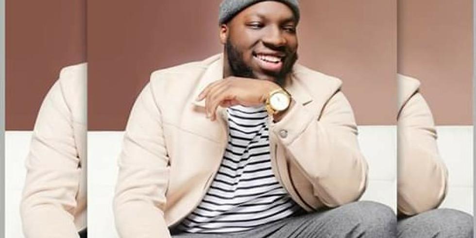 The Psalmist Voice Presents: Gospel Recording Artist Rodney Douglas