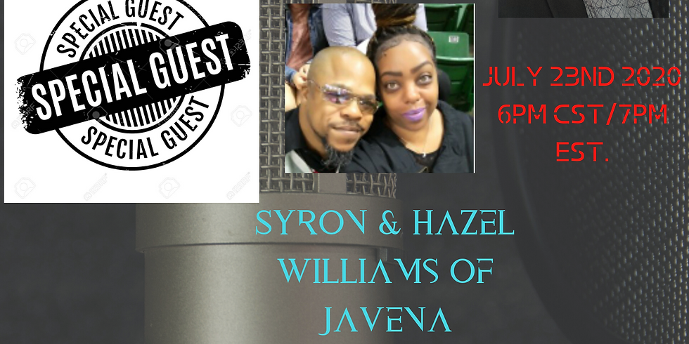 The Psalmist Voice Presents: Syron and Hazel Williams of Javena Distributing