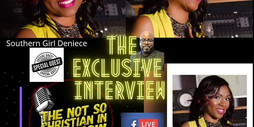 The Exclusive Interview with Sothern Girl Deniece