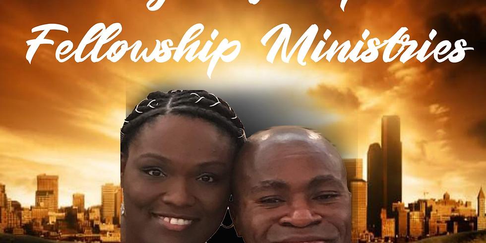 The Psalmist Voice Presents: Pastor Byron Sago & Lady Tonya Sago