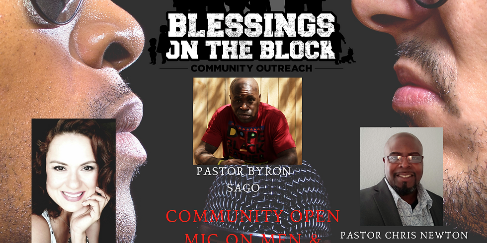 TPV Virtual Radio Presents Blessings on the Block!!