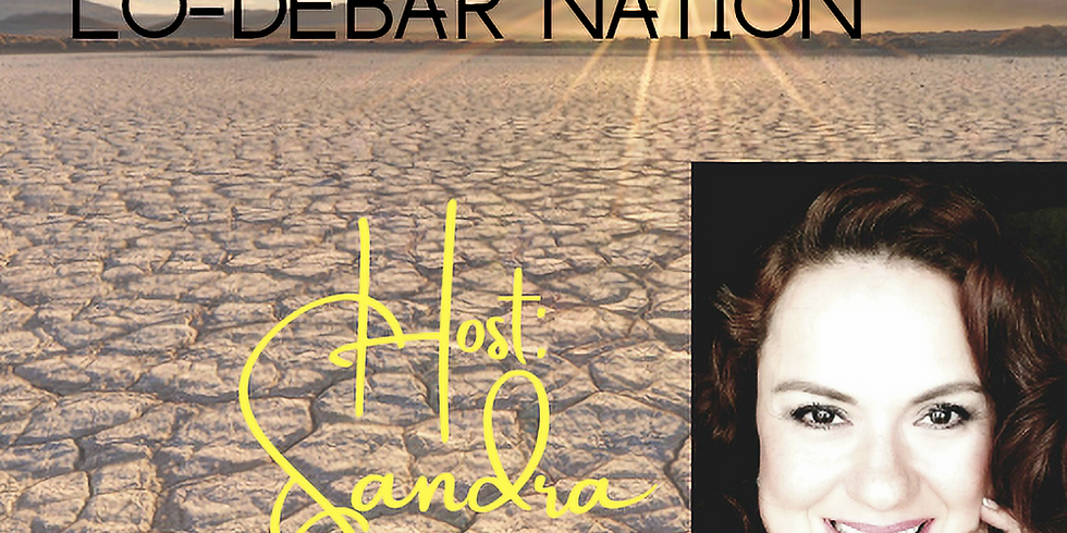 The Premiere Of Lo-Debar Nation with Sandra Grace