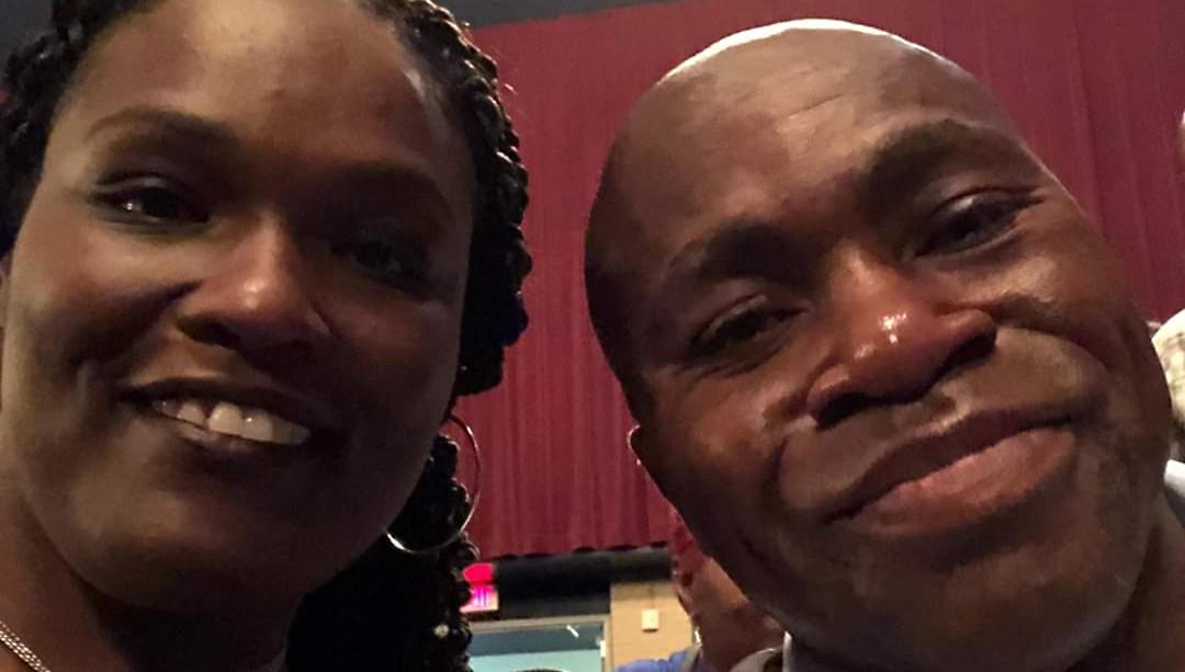 Pastor Byron Sago & Lady Sago