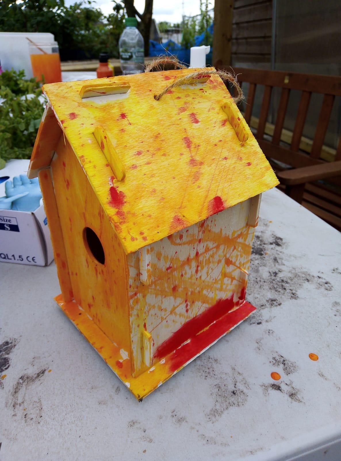 Pollock Birdhouse
