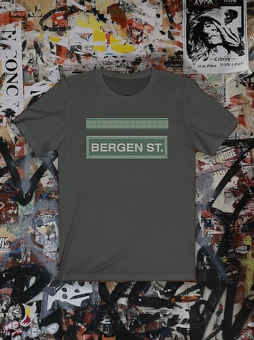 BERGEN ST. Station [Unisex]
