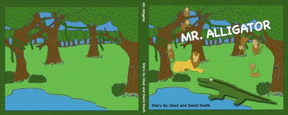 """""""Mr. Alligator"""" (Dir. Chad Knuth)"""