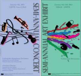 LaGuardia HS Semi-Annual Poster