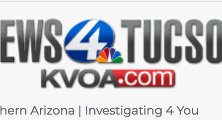 KVOA TV  Community Market set up
