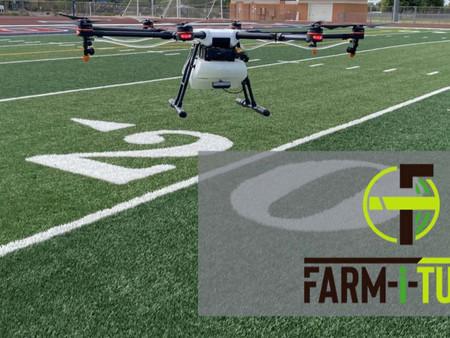 Farm-i-tude Adapts Agriculture Drones to Make Public Venues Safer