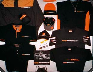 Orange Formula One car | KMC Sponsorship & Marketing Consultancy | England