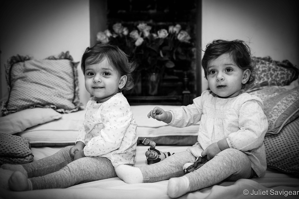 Twin Girls - Kensington & Chelsea