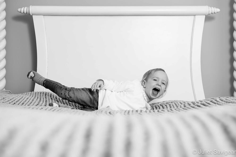 Fun children's photography