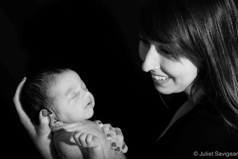 Mother & Son - Newborn Baby & Family Photography, Barnes