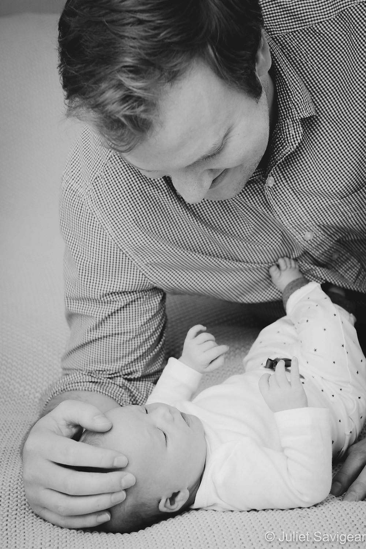Comforting Baby