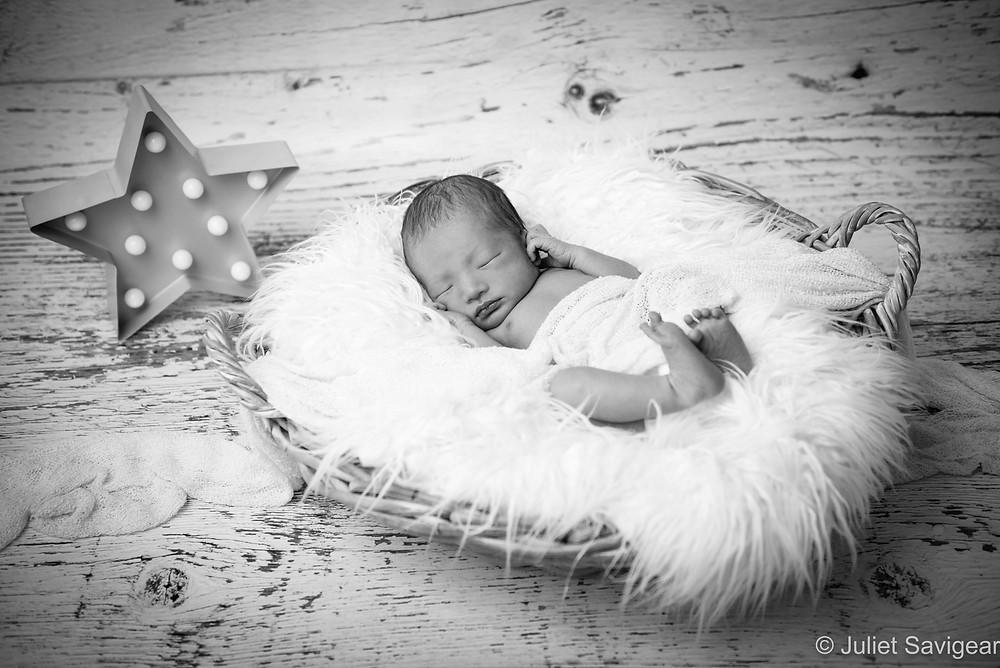 Star - Newborn Baby Photography, Victoria, London