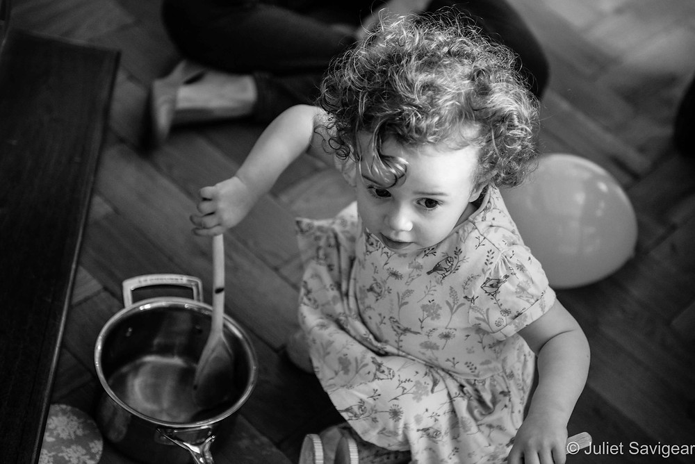 Pots - Children's Photography, Clapham