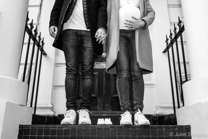 Maternity Photo Shoot - Notting Hill