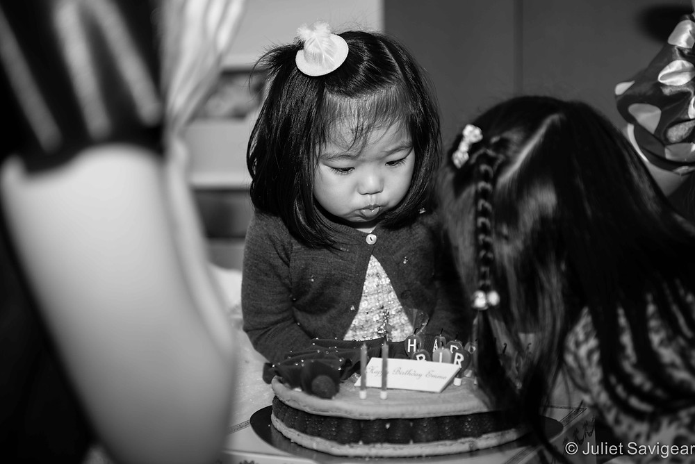 Happy Birthday! Children's Party Photography, St Johns Wood