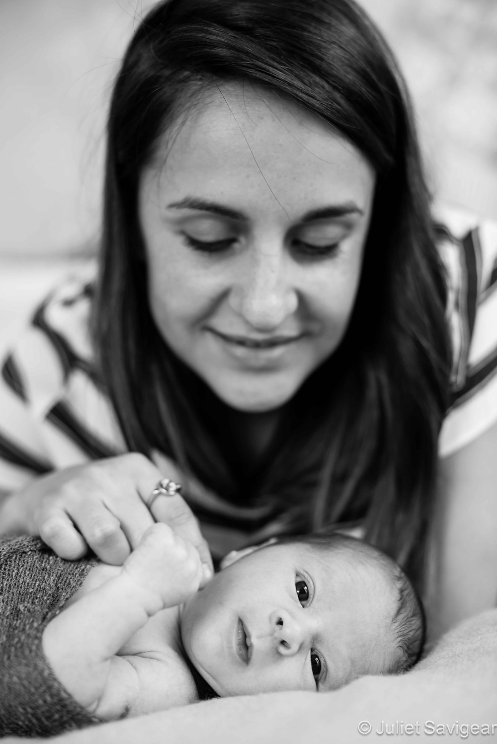 Mother & Son - Newborn Baby & Family Photography, Balham