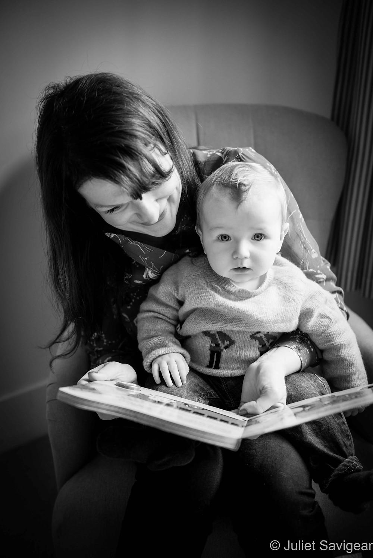 A Serious Book! Baby & Family Photography, Twickenham