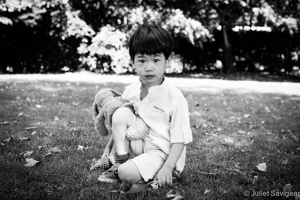 Children's Portrait Photography, Wapping, London