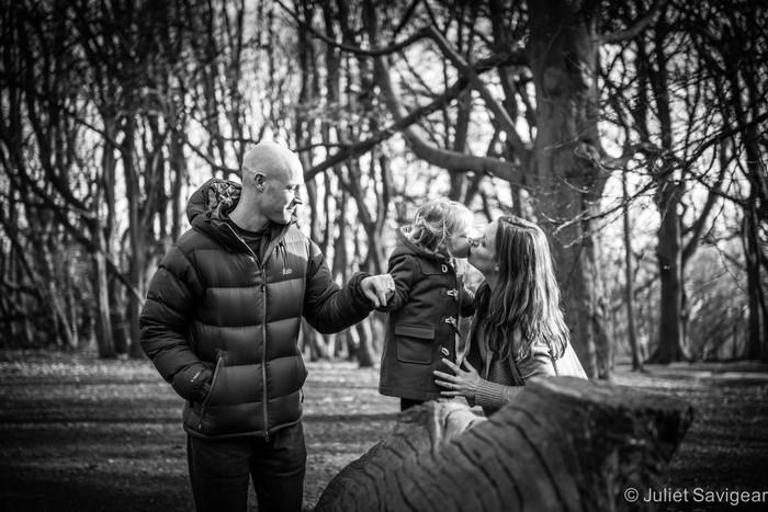 Headshot, Maternity & Family Photo Shoot - Hampstead Heath