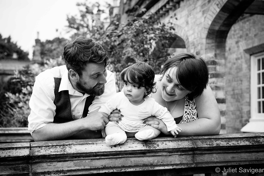 Family Portrait - Baby Photography, Penge