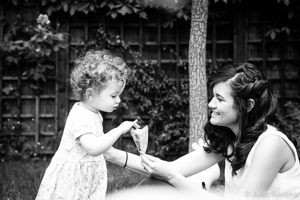 Snack - Children's Photography, Clapham