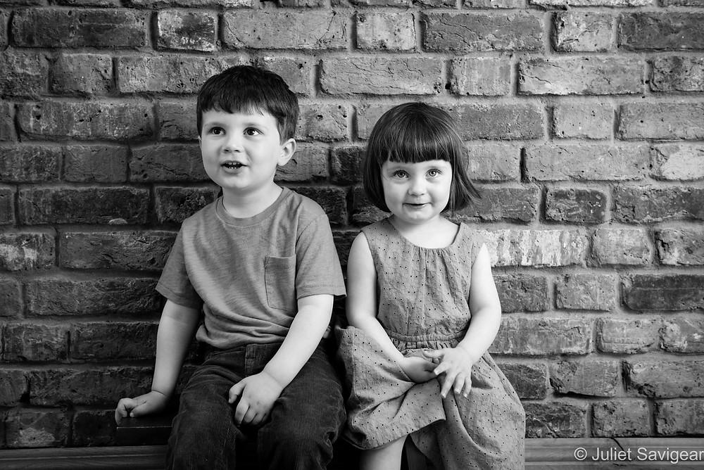 Butter Wouldn't Melt! Children's Photography, Wimbledon
