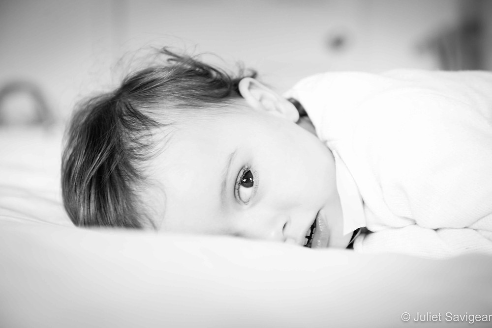 Peek-A-Boo - Children's Photography, Battersea