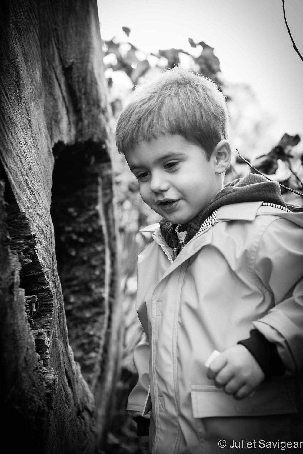 Exploring - Children's Photography, Clapham Common