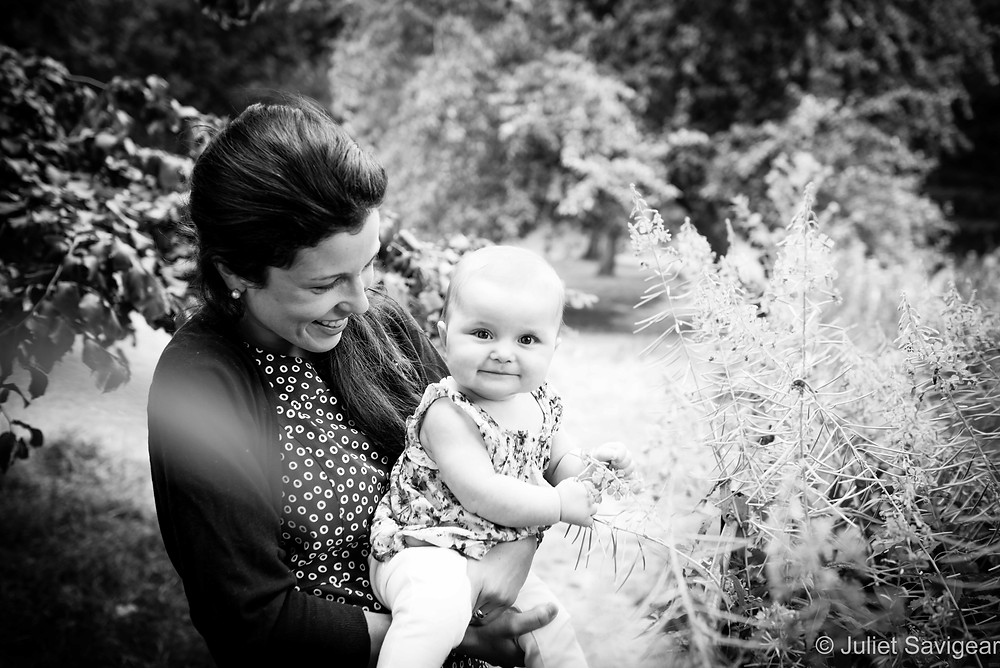 Mother & Baby - Family Photography - Kenwood House
