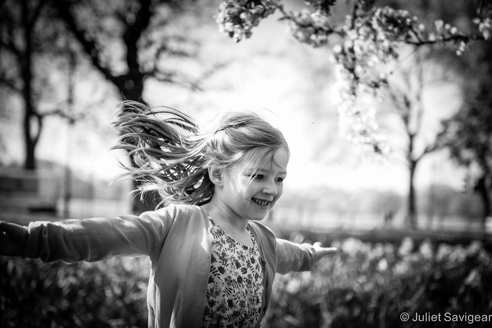 Summer Games - Children's Photography, Clapham Common