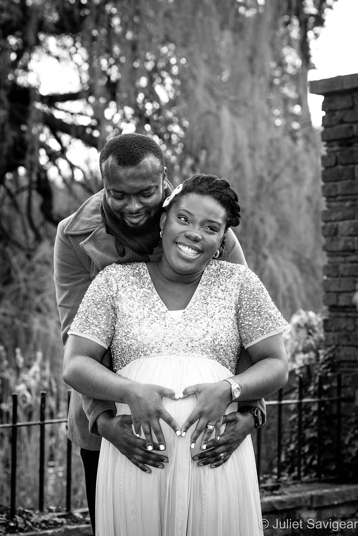 Maternity joy