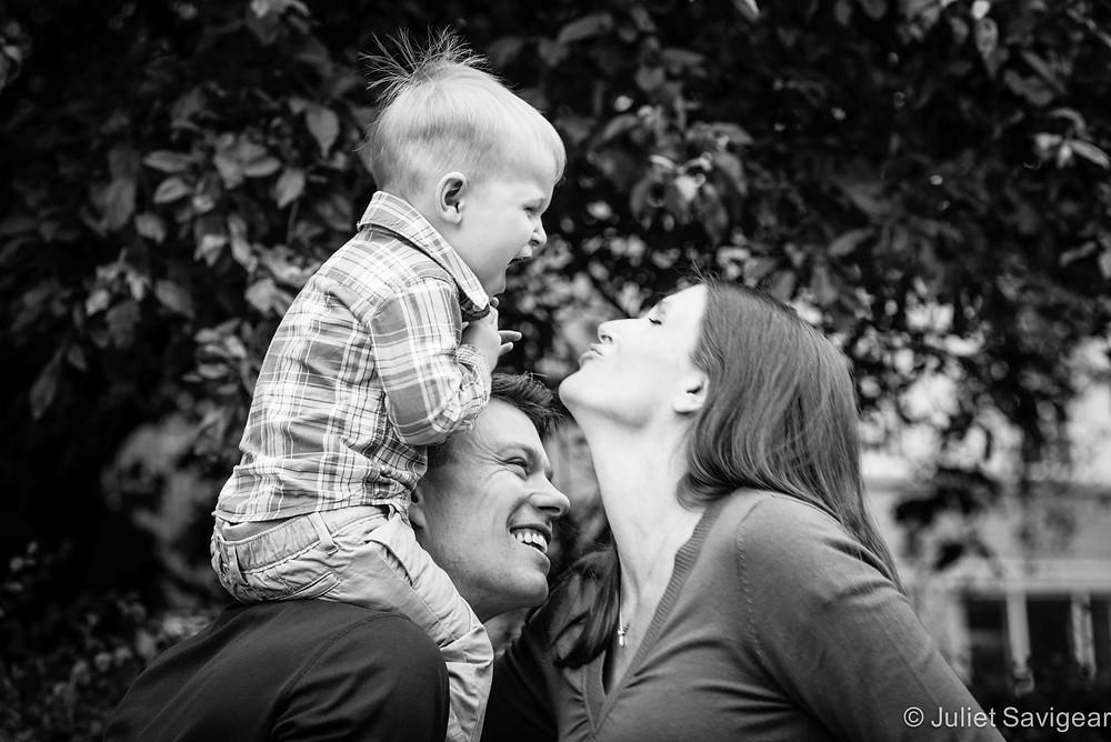 Happiness - Family Photography, Bermondsey