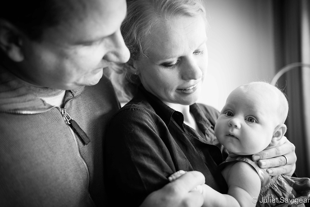 Family Portrait - Baby & Family Photography, Orpington