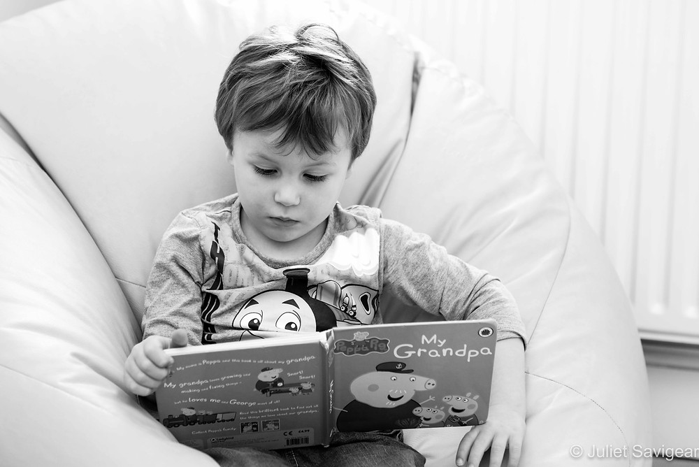 Reading - Children's Photography - Southfields