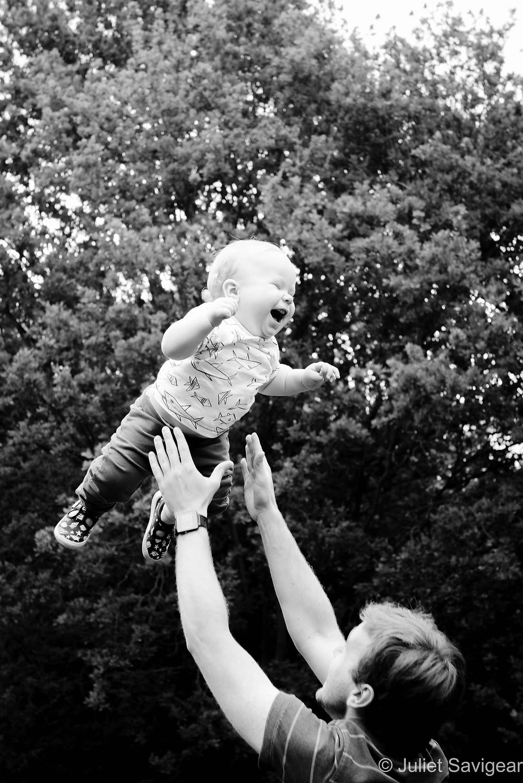 Flying Toddler