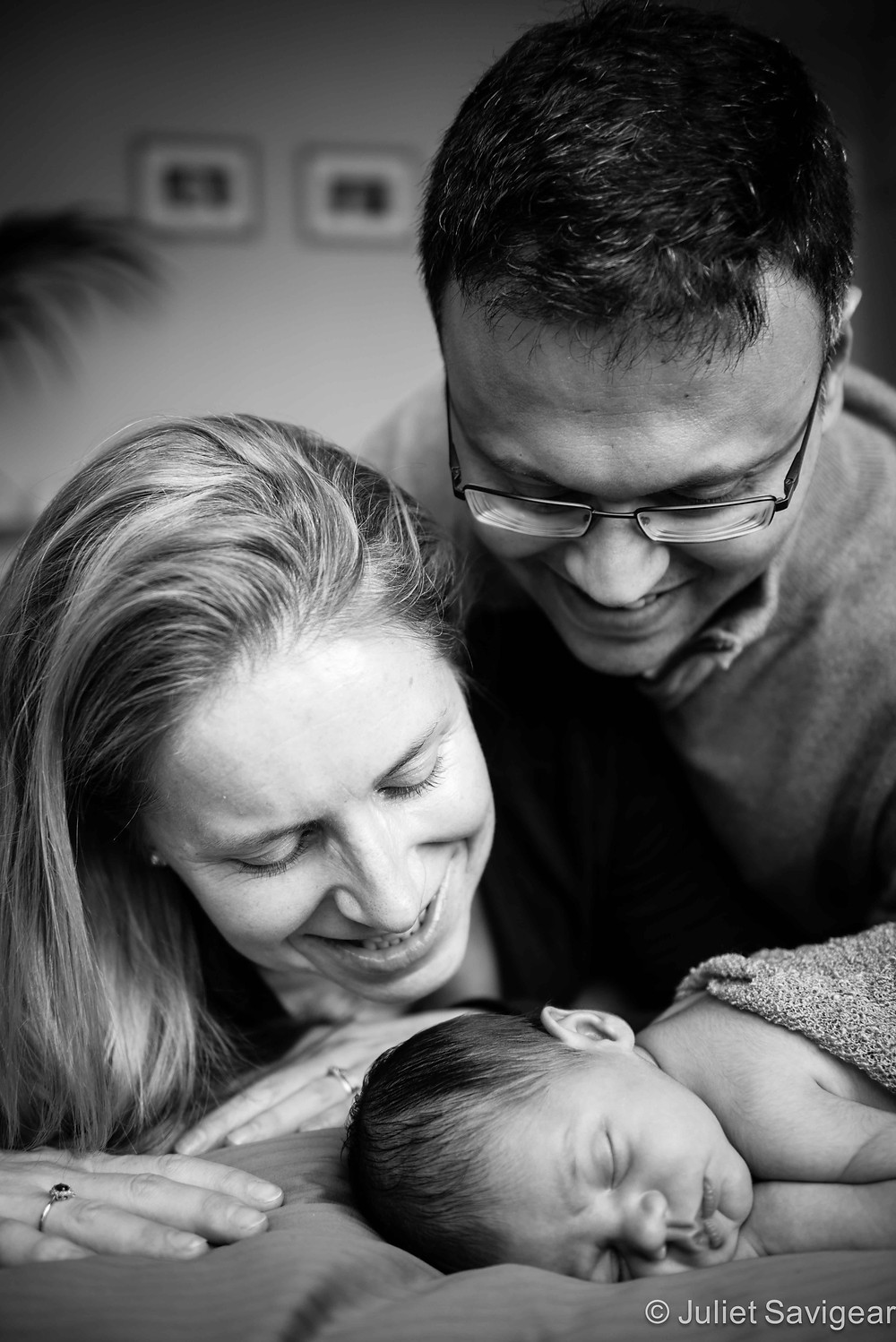 New Family - Newborn Baby & Family Photography, Forest Hill
