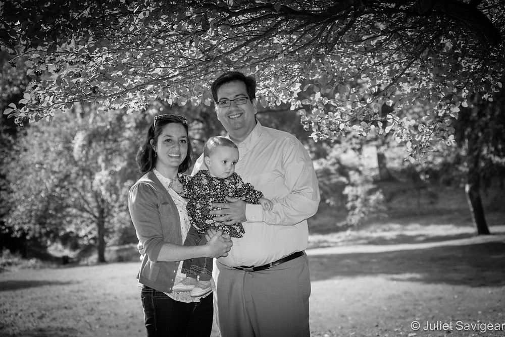 Family Photography - Waterlow Park, Highgate Village