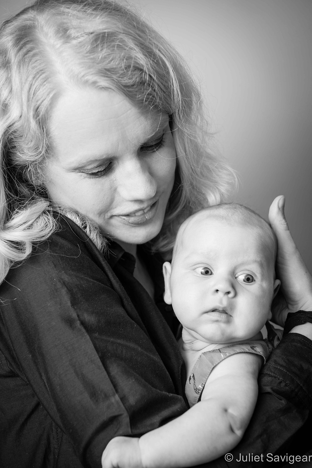 In Mummy's Arms - Baby & Family Photography, Orpington