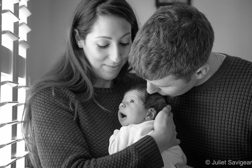Awwww - Newborn Baby Photography - Streatham