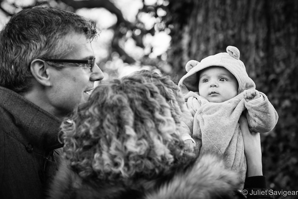 Flying - Baby & Family Photography, Forest Hill