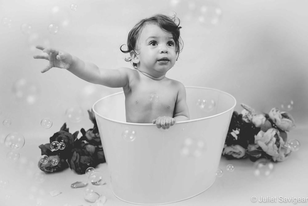 Splash & Bubbles