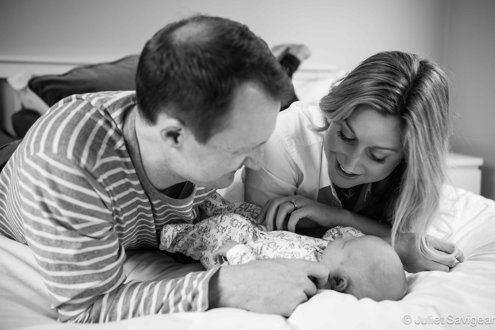 New Family - Newborn baby & family photography, Tooting Bec