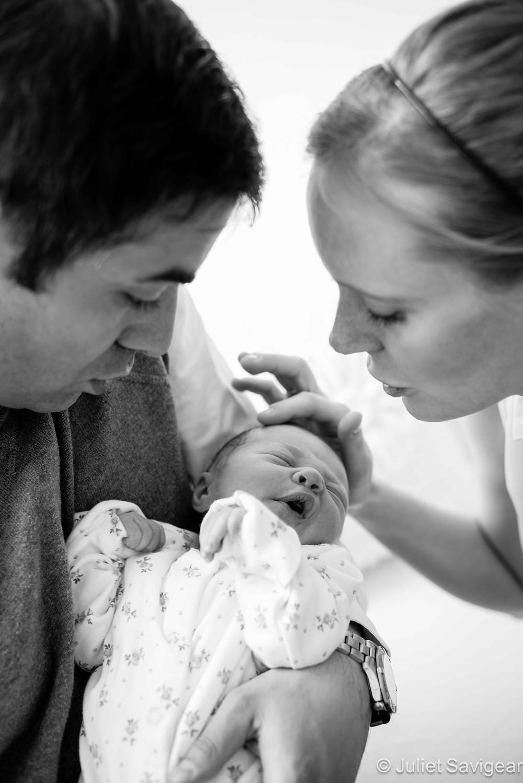 Shhhh! Newborn Baby & Family Photography, Hammersmith