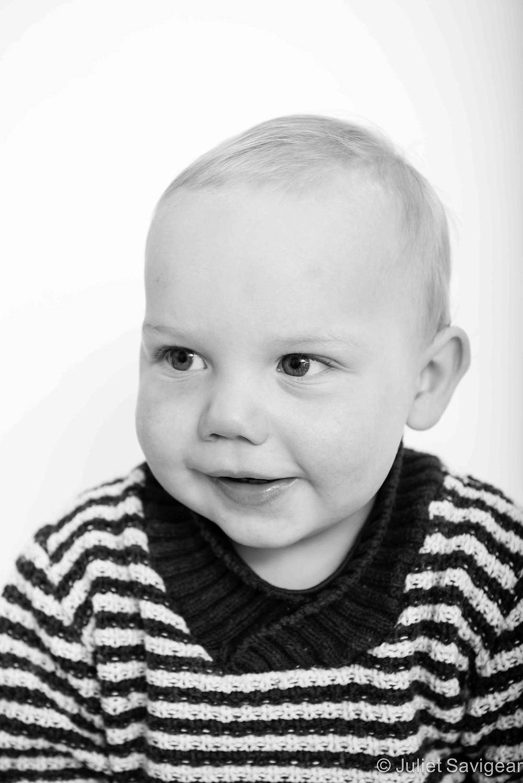 Toddler Portrait - Children's Photography, Furzedown
